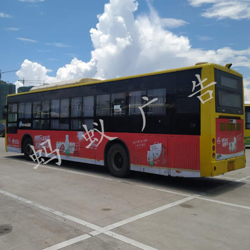 公交车体广告海南价格