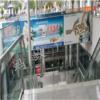 三亚高铁站广告