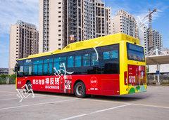 海口公交车体广告怎么样
