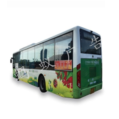海南公交车广告哪里好