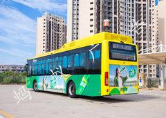 海南公交车广告精准投放