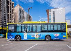 海口公交车广告价格