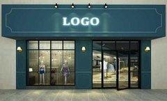 服装店橱窗装修的种类有哪些?