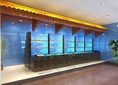 贵州酒店海鲜池设计