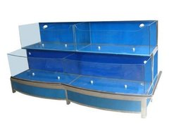 贵阳海鲜池定做尺寸