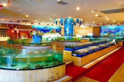 贵阳超市海鲜池厂家