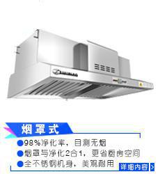 贵州油烟净化器设备