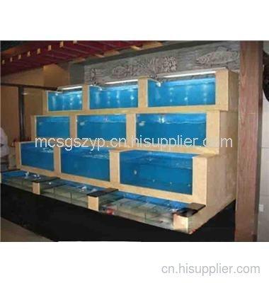 贵州酒店海鲜池尺寸