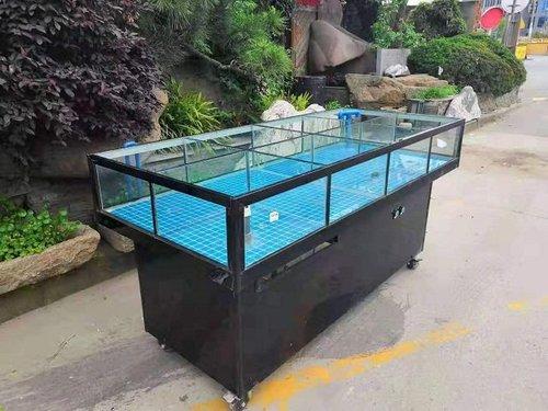 贵阳玻璃海鲜池厂家地址