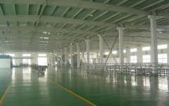 厂房装修钢结构制作流程