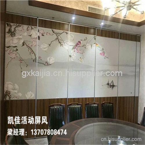 广西酒店移动隔墙哪里优惠