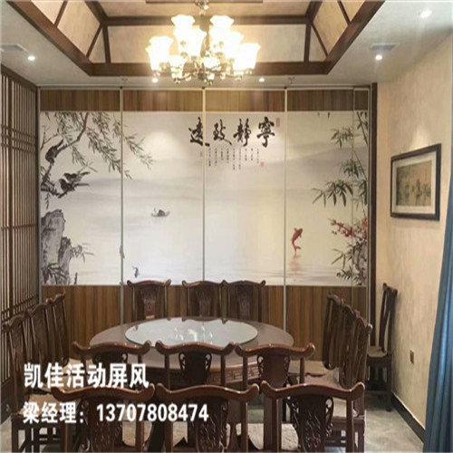 广西酒店移动隔墙联系电话