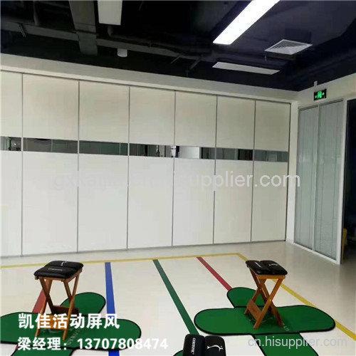 广西酒店移动隔墙安装服务