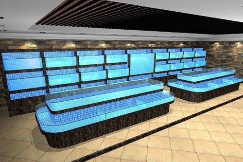 贵州海鲜池设备