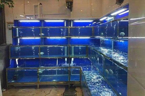 贵阳海鲜池设备