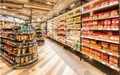 超市貨架塑粉