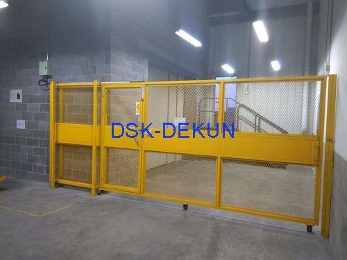 门禁安全门(制作&电气安装)