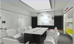 办公室装修注重设计理念与企业文化的融合