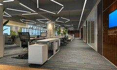 金山区亭林镇写字楼装修做好舒适办公室装修的建议