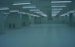 无尘车间洁净室装修的重要环节