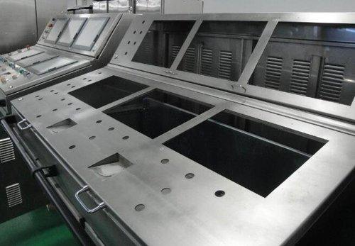 板金加工的工艺流程是什么?