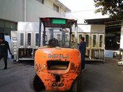 龙门式超声波清洗机出厂前装车准备