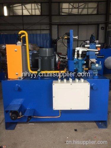 煤礦機械用液壓站