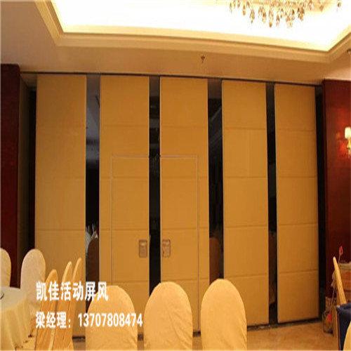 活动屏风隔断墙的装饰效果以及安装技巧