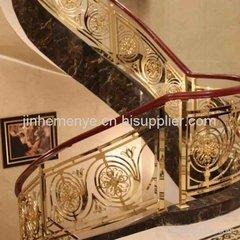 雅帝乐室内金属楼梯供应商