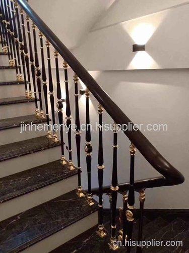 潍坊室内金属楼梯安装
