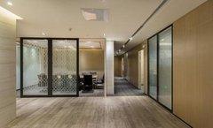 园区办公室装修隔断的设计原则