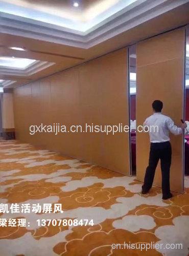 柳州酒店包厢活动屏风