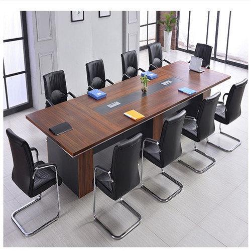 海口办公家具——会议桌中的佼佼者-板式会议桌