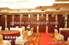 柳州酒店包厢活动屏风厂家