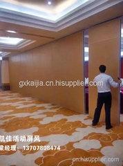 柳州酒店包厢活动屏风定做