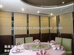 柳州酒店包厢活动屏风供应