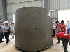 带底座混凝土排水管