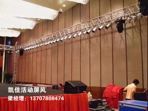 柳州酒店移动隔墙——酒店移动隔断的安装步骤有哪些