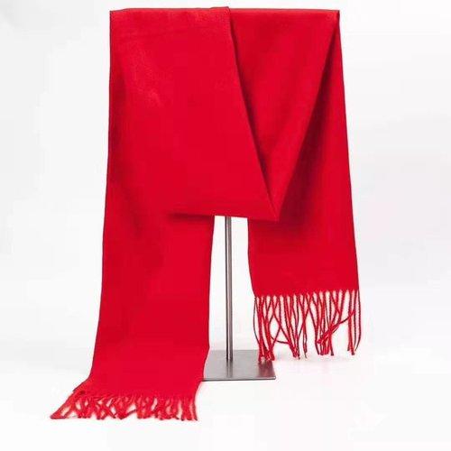 柳州紅圍巾定制