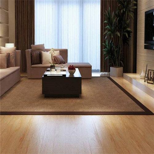 海南木地板廠家——地暖房子是鋪木地板好,還是鋪瓷磚好?