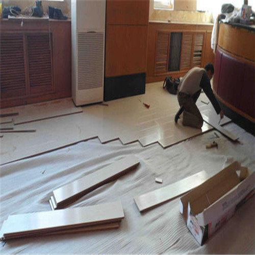 海南木地板——原來安裝木地板這麽多講究,裝錯麻煩多