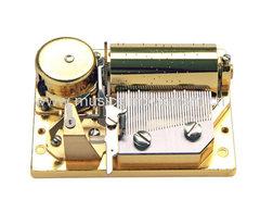 36音豪华大型八音琴机芯