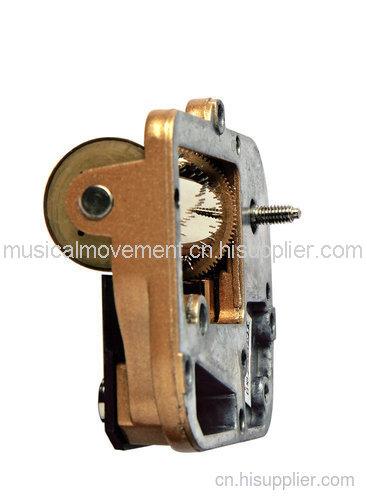音乐盒八音琴机芯曲名定制