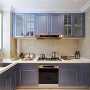海南橱柜万博体育xman——有一个高颜值厨房还需配备高颜值的橱柜
