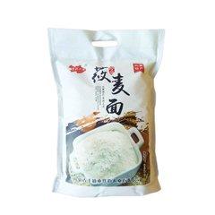 内蒙古莜面加工厂家 粗粮 石磨面粉