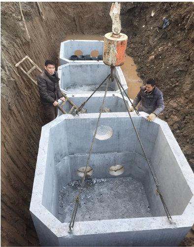 廈門水泥化糞池