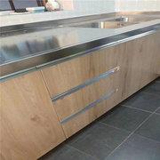 海南櫥櫃定制——木質、石材、磚砌、不銹鋼,到底哪種好?