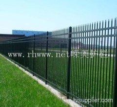 锌钢围墙防护栏