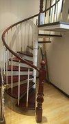 贵阳钢木楼梯(旋转钢木楼梯)