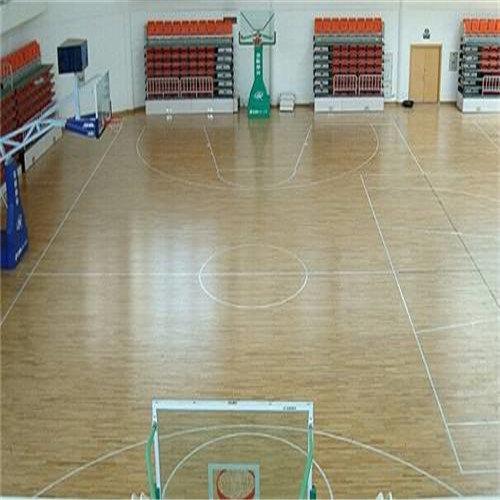 海南木地板廠家——室內體育運動木地板安裝技術要求